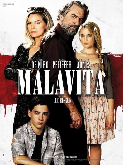 Malavita / Farvel til mafiaen (2013)