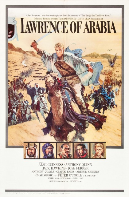 Lawrence of Arabia / Lawrence af Arabien (1962)
