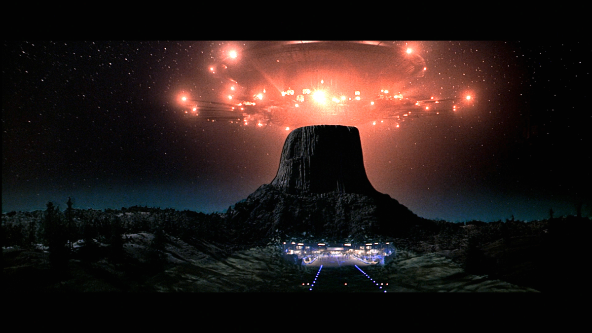 4. Close Encounters of the Third Kind (1977)