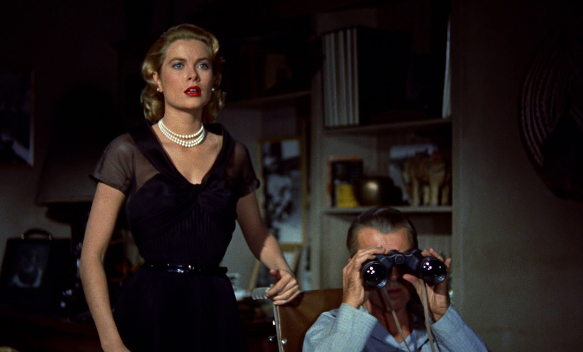 5. Rear Window