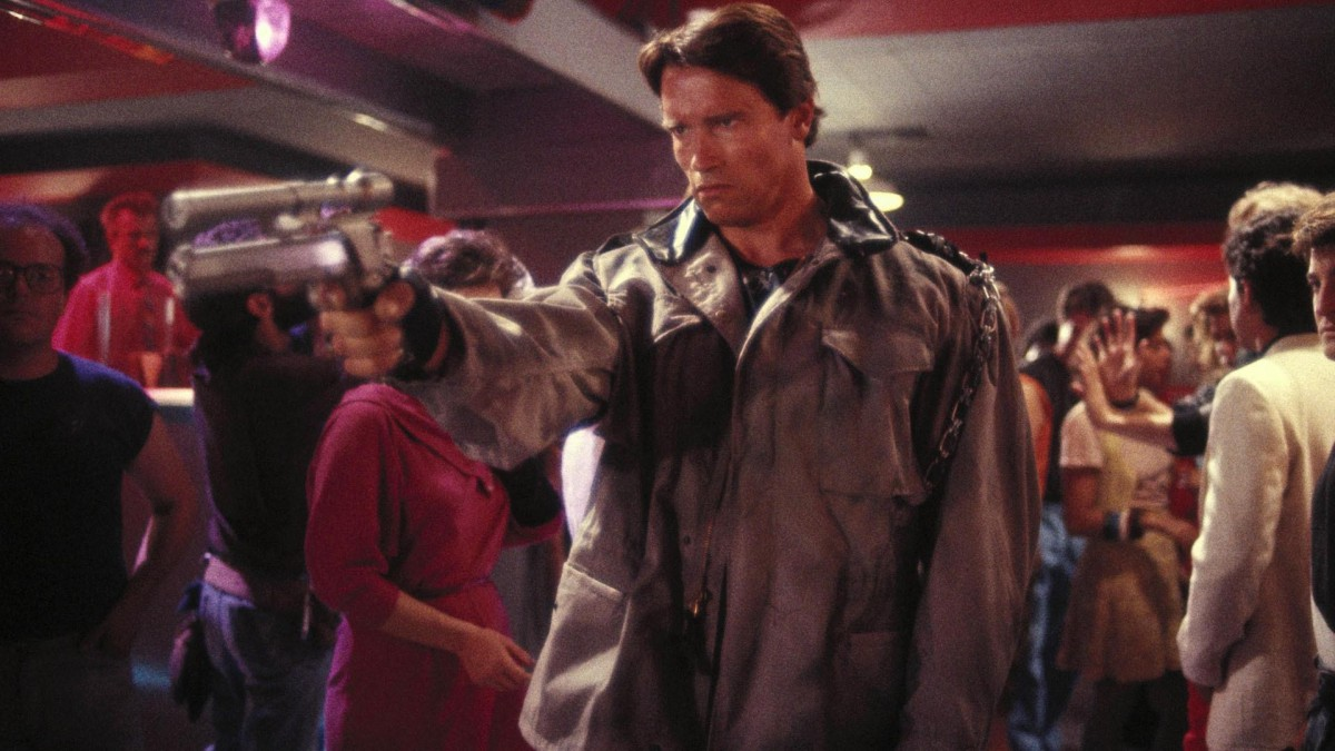 7. The Terminator (1984)