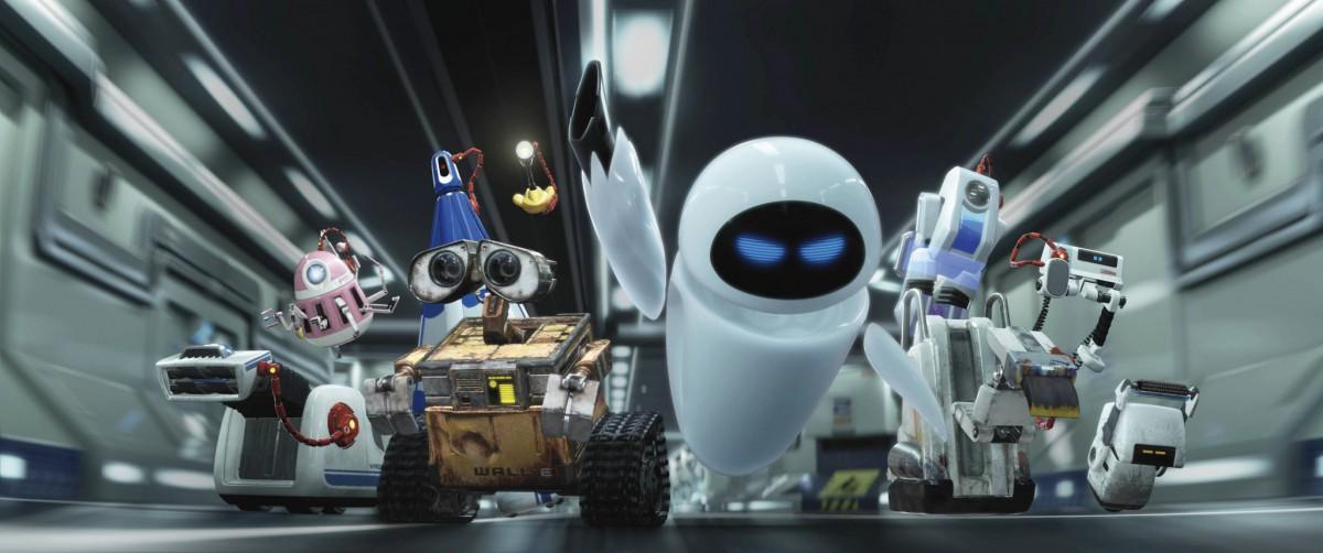 10. WALL-E (2008)