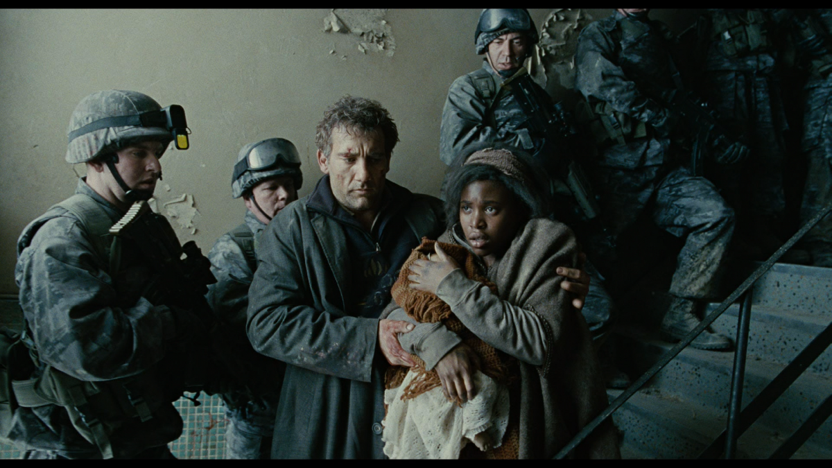 12. Children of Men (2007)
