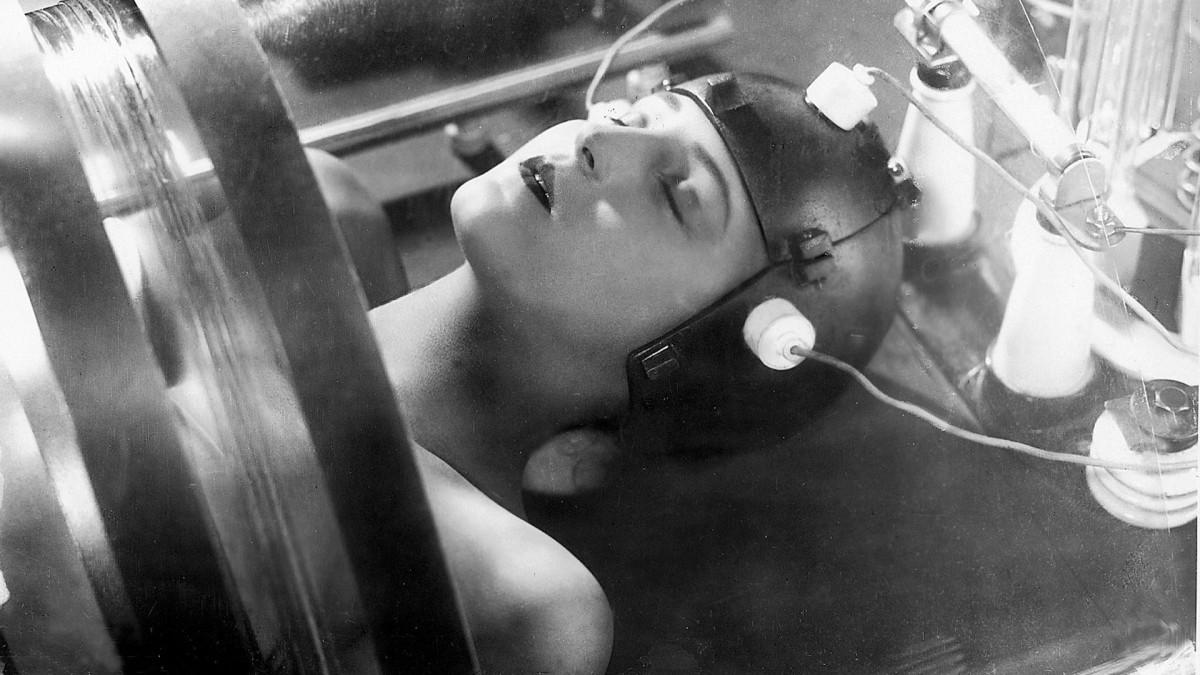 15. Metropolis (1927)