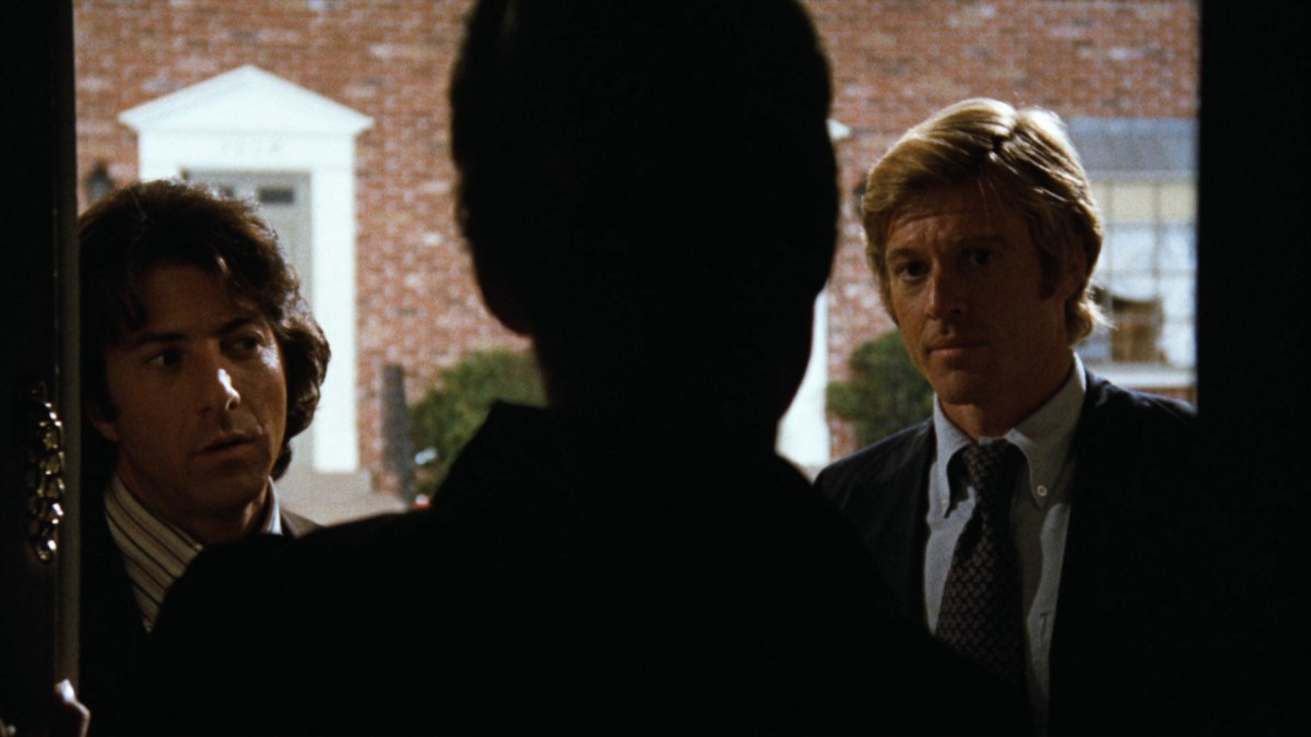 16. All the President's Men