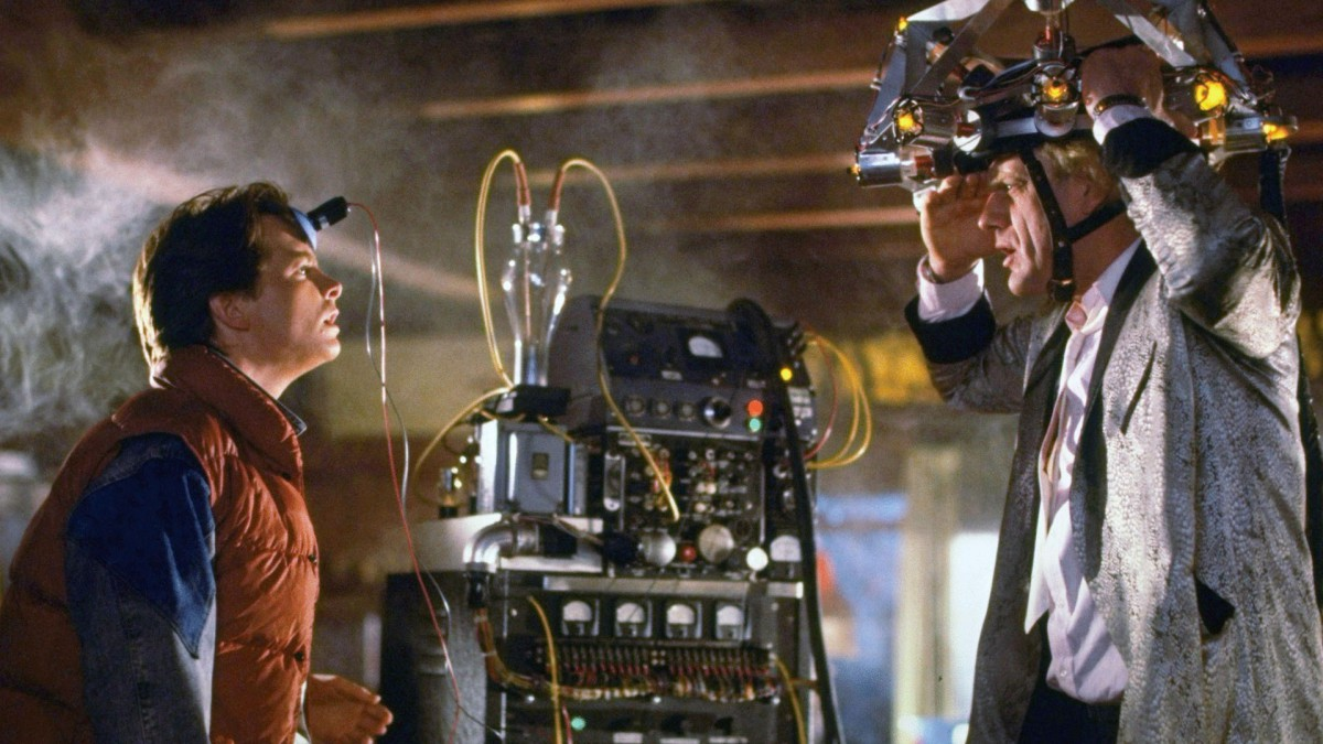17. Back to the Future (1985)
