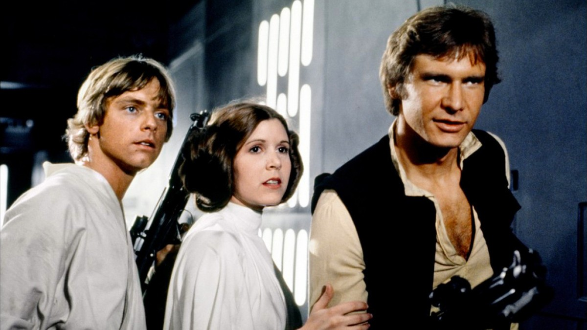 19. Star Wars IV (1977)