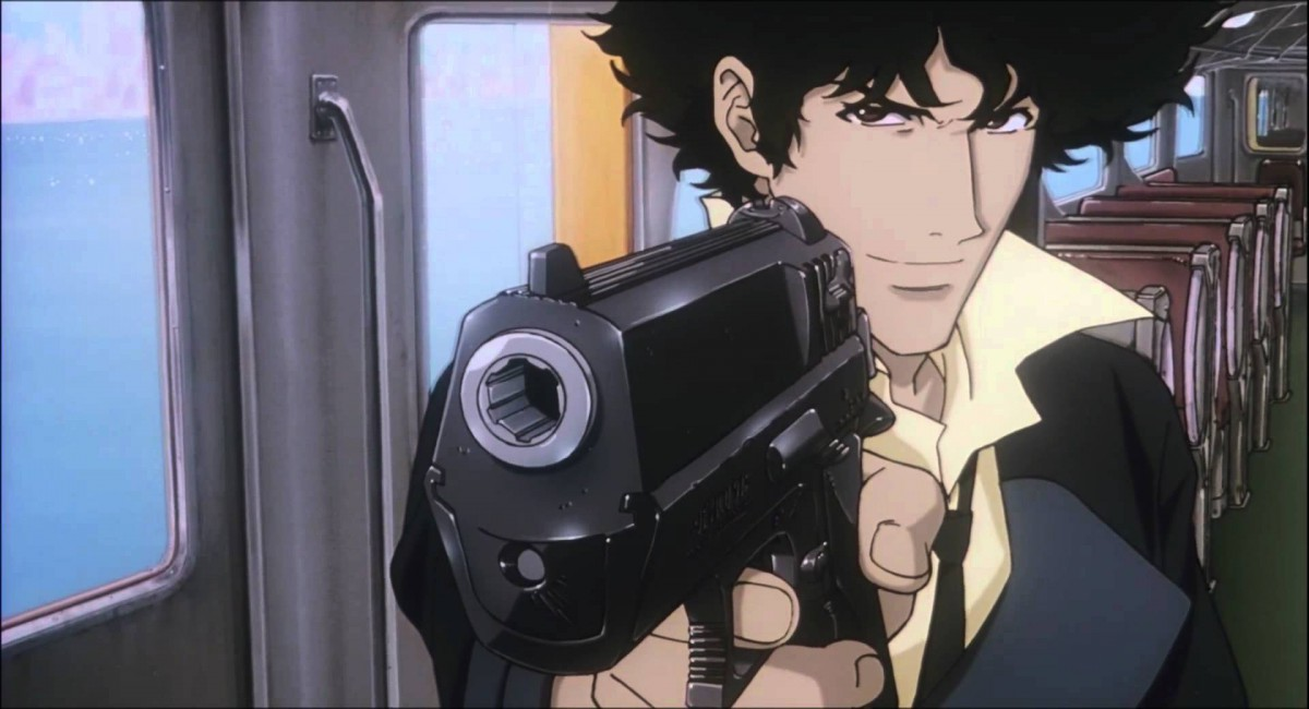 20. Cowboy Bebop - The Movie (2001)