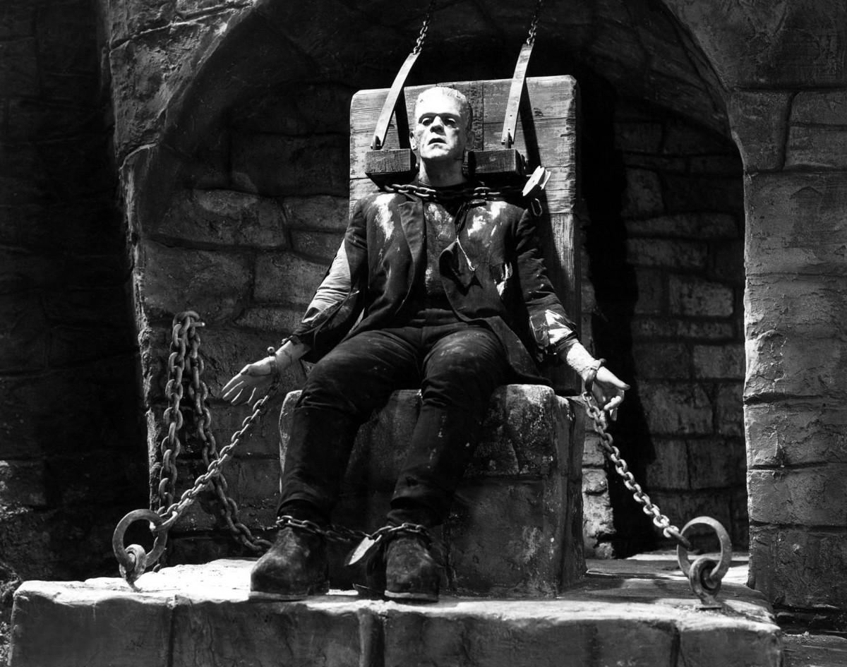 25. Frankenstein (1931)