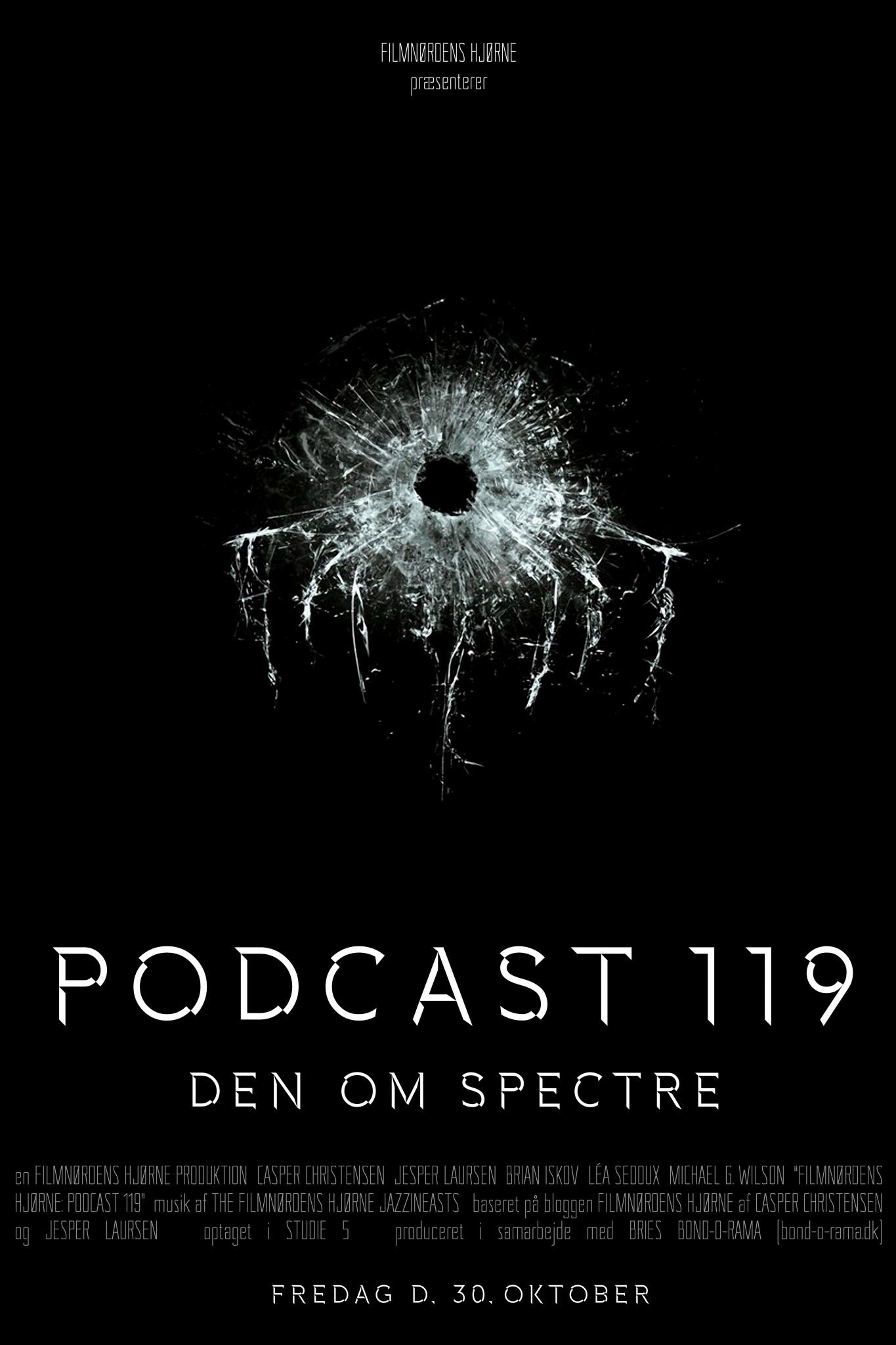 Poster for Podcast 119