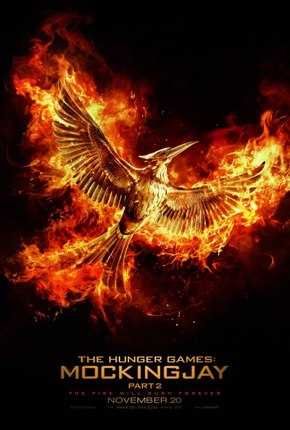 Hunger Games - Mockingjay - Part 2