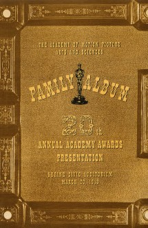 20th Academy Awards (program)