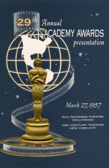 29th Academy Awards (program)