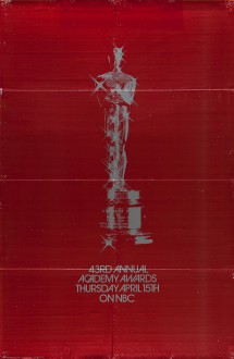 43rd Academy Awards