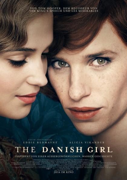 Danish Girl, The / Den danske pige (2015)
