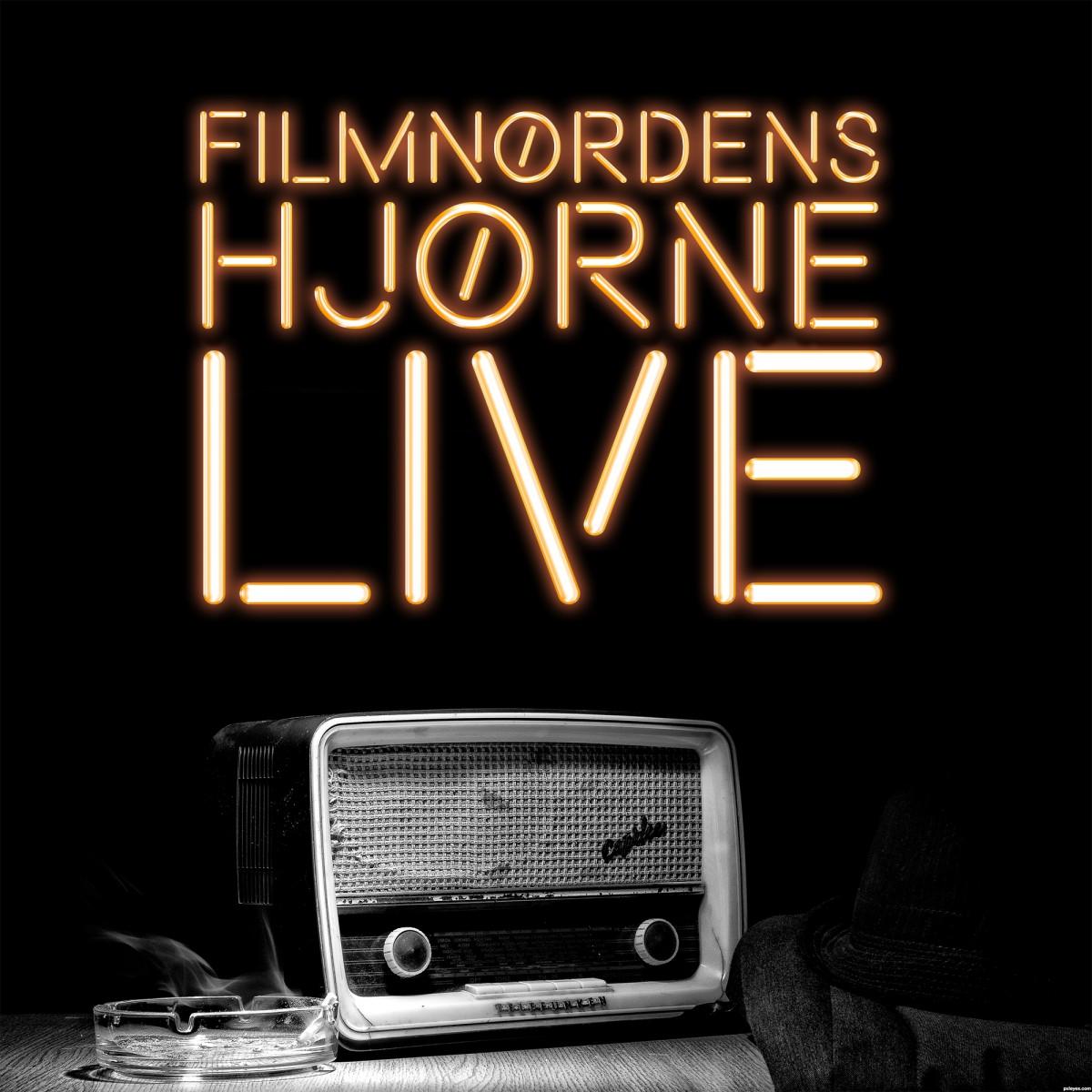 Filmnørdens Hjørne LIVE