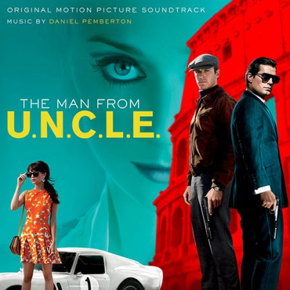 OST - The Man From UNCLE