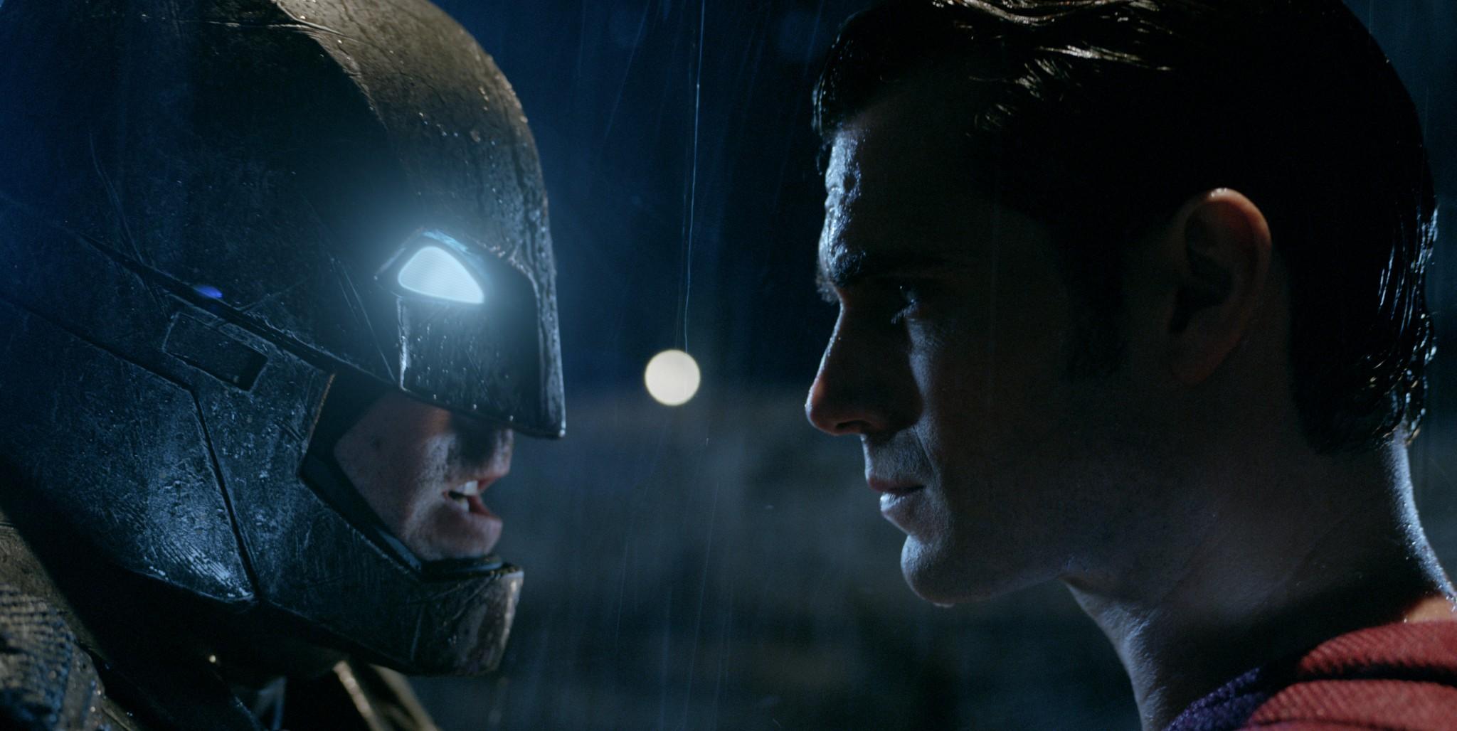 Vi er alle tabere i sammenstødet mellem Batman og Superman ...
