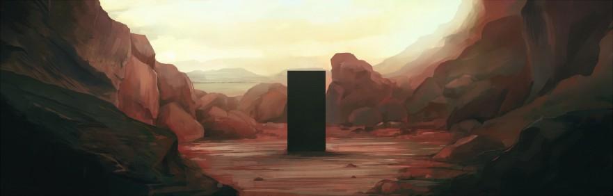 Its origin...a total mystery. by Jordan Buckner