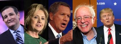 Amerikanske præsidentkandidater2