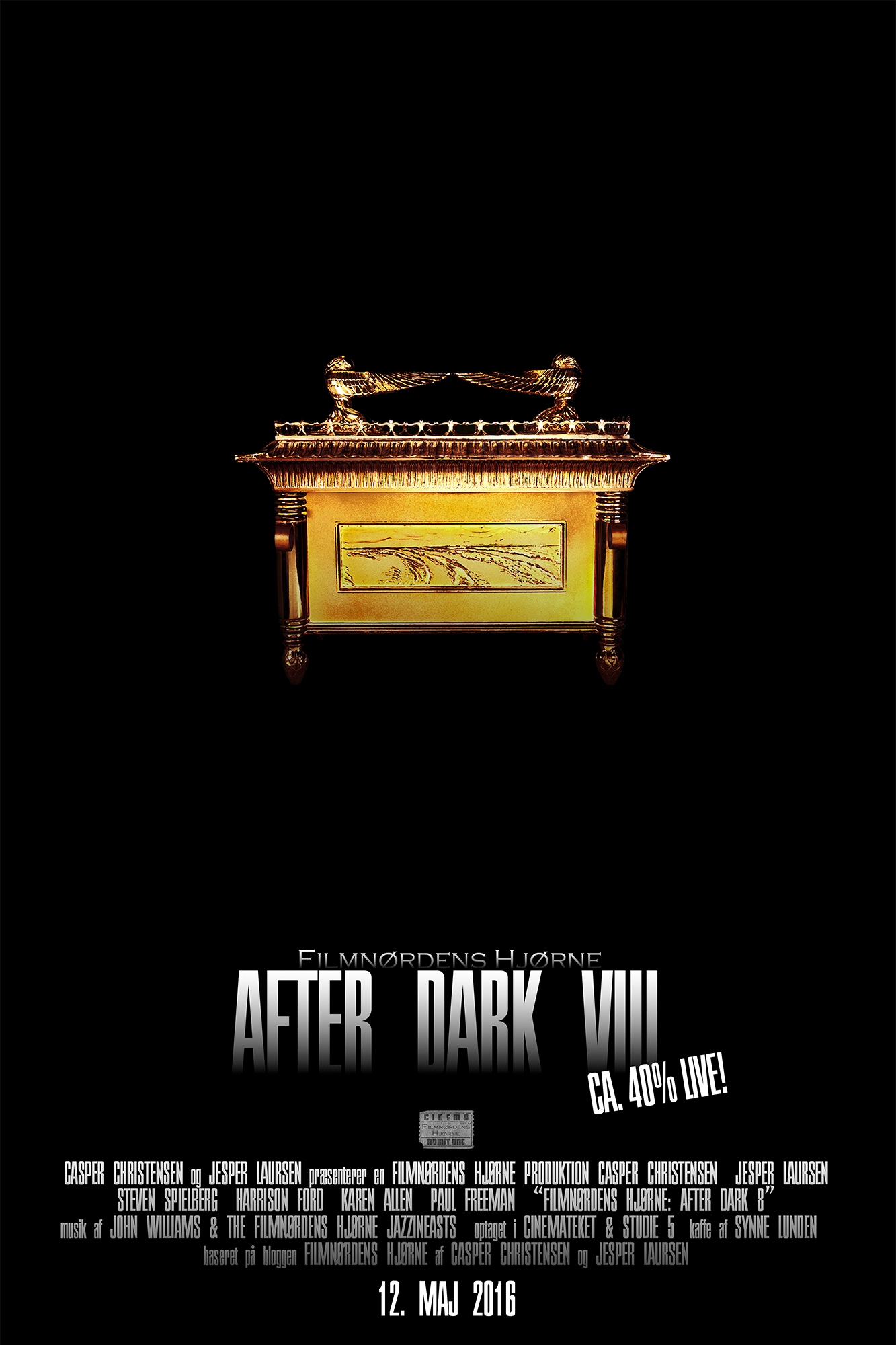 Poster for After Dark 8 raiders small
