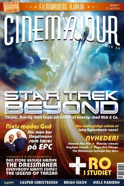 Cinemajour nr. 7 – Filmnyheder og anmeldelser