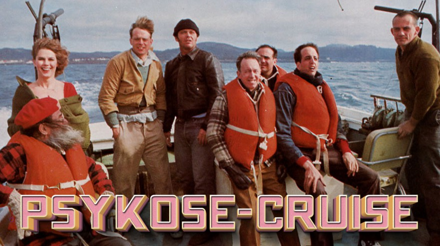 Psykose-cruise - Video-foredrag live i Cinemateket