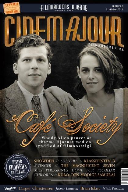 Cinemajour nr. 8 – Filmnyheder og anmeldelser