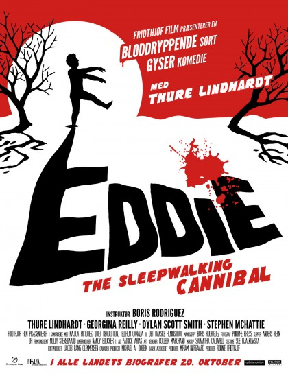 Eddie: The Sleepwalking Cannibal (2011)