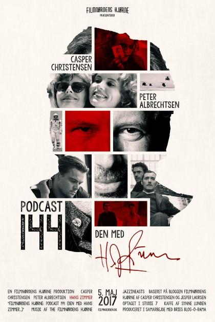 Podcast 144 (Den MED Hans Zimmer...)