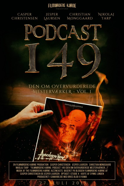 Poster for Podcast 149
