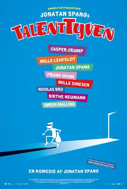 Talenttyven (2012)