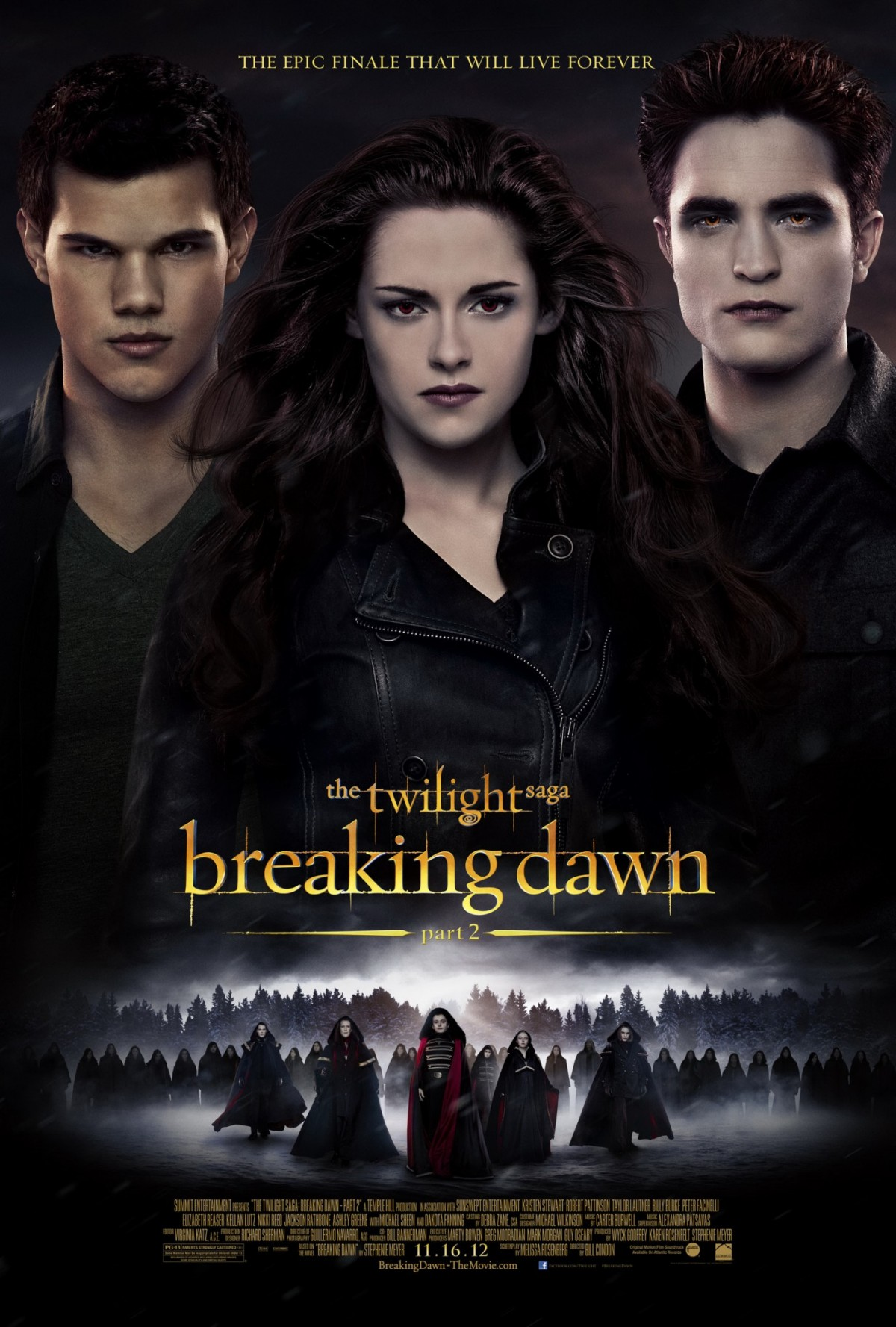 Twilight Saga, The - Breaking Dawn - Part 2