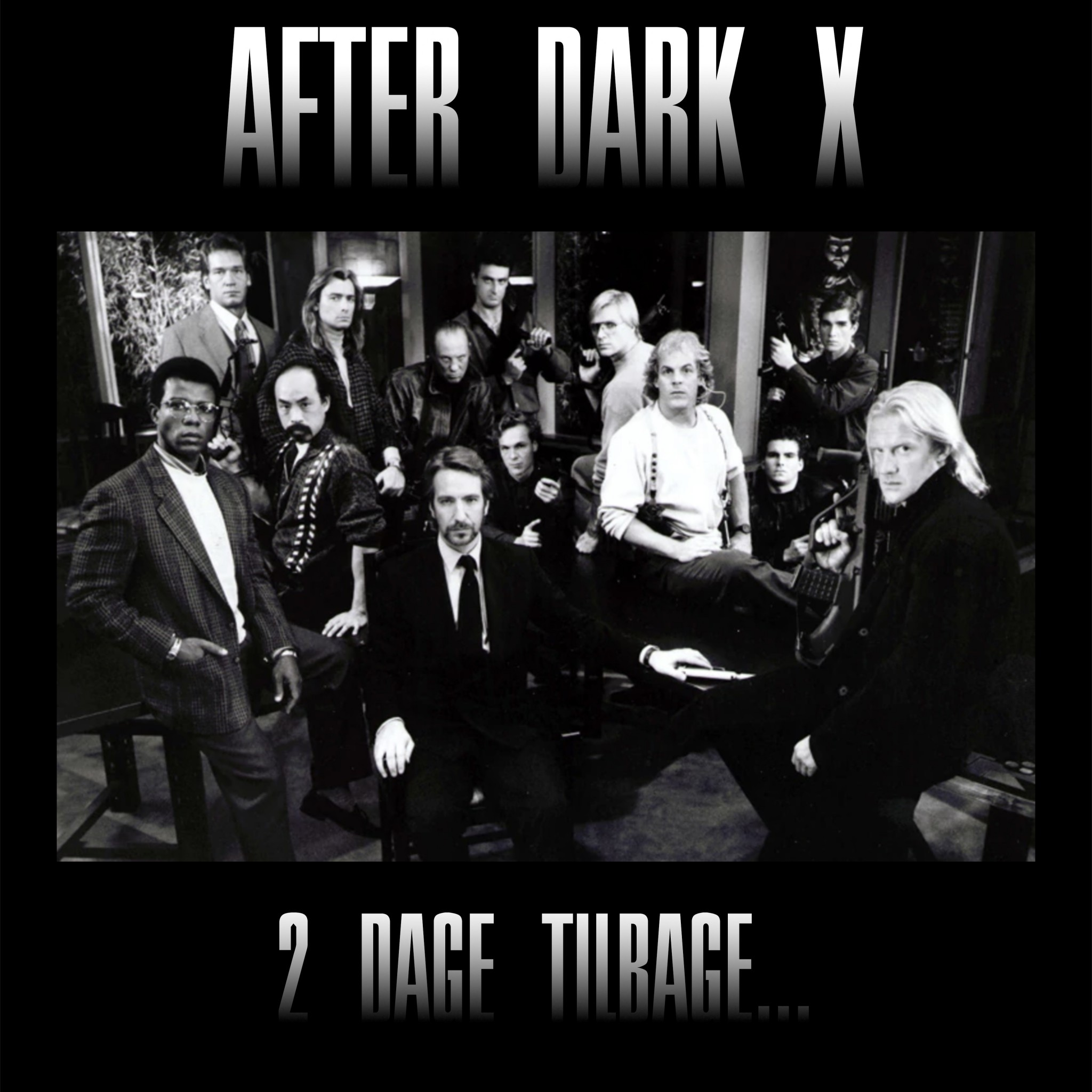 Poster for After Dark promo 1