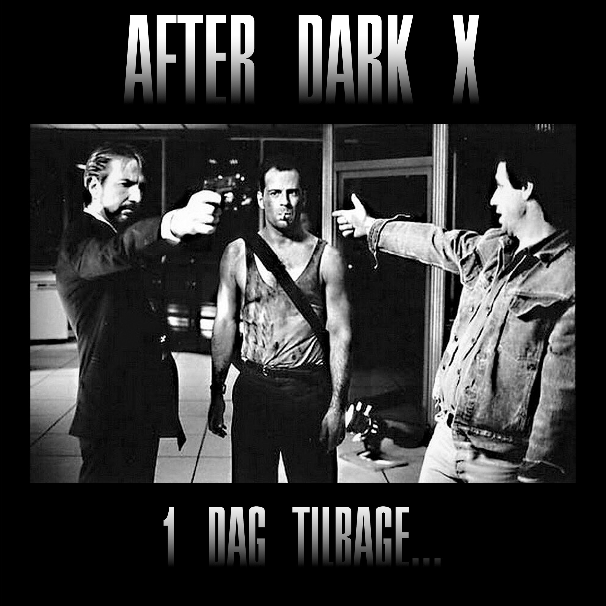Poster for After Dark promo 2