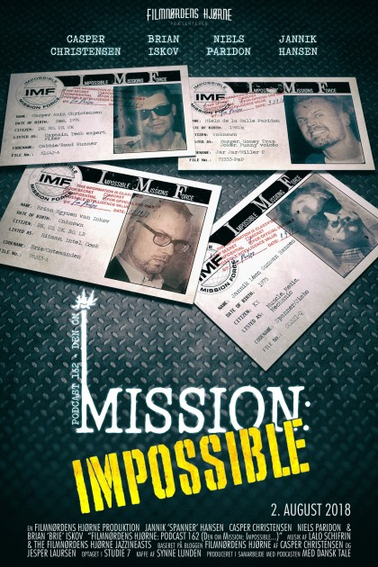 Podcast 162 (Den om Mission: Impossible...)