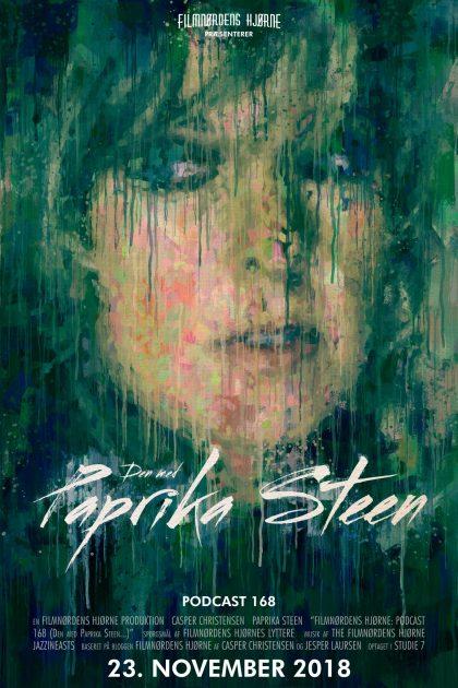 Podcast 168 (Den med Paprika Steen...)