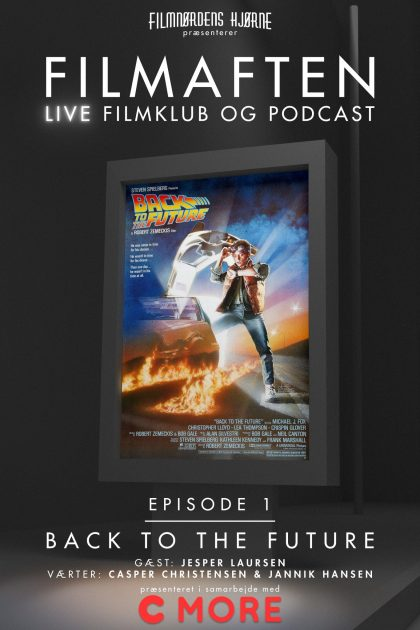 Filmaften 1 - Back to the Future