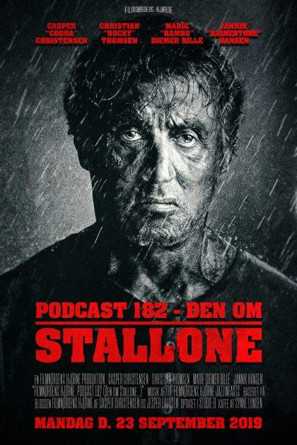 Podcast 182 (Den om Stallone...)