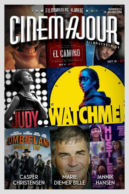 Cinemajour nr. 53 (Judy, Hustlers, Zombieland: Double Tap, m.m.)