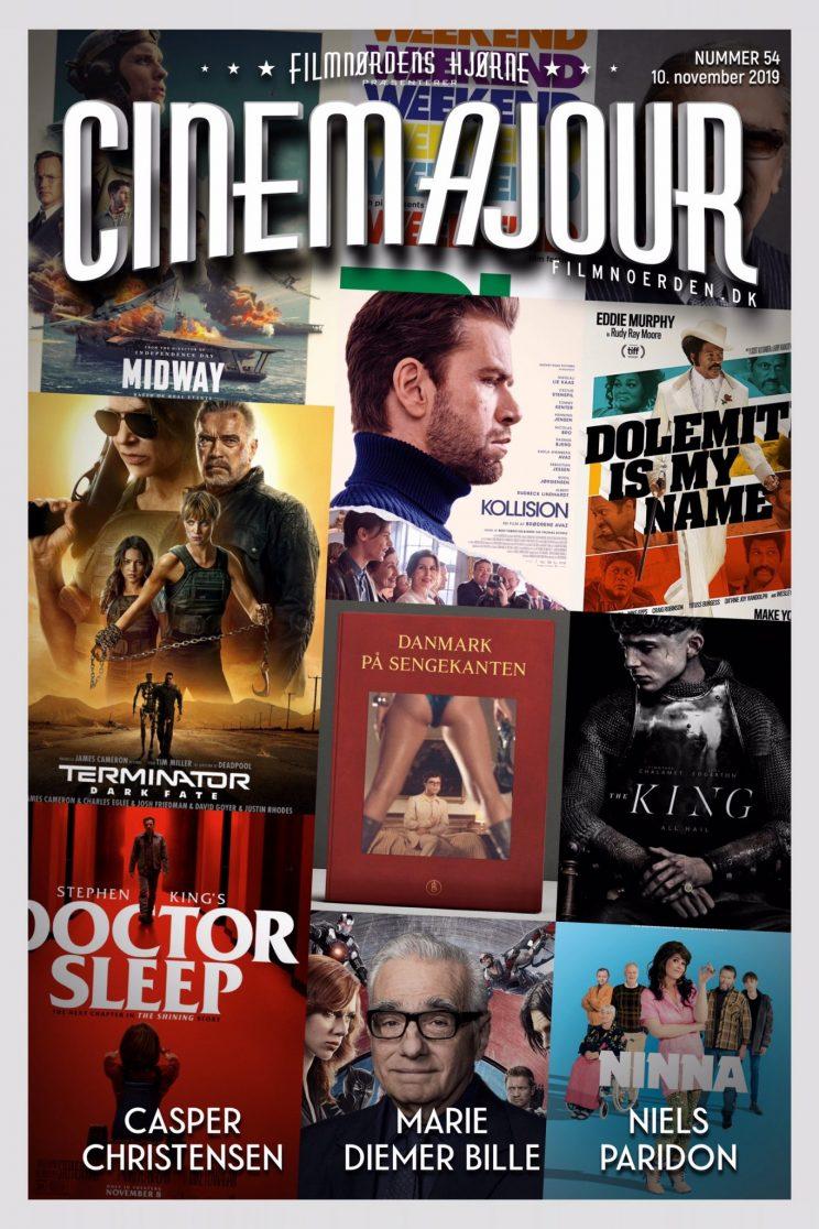 Cinemajour nr. 54 (Doctor Sleep, Terminator: Dark Fate, m.m.)