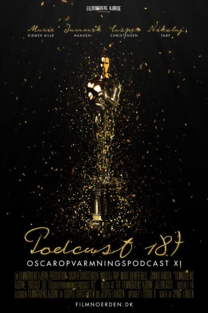 Podcast 187 (Oscaropvarmningspodcast XI)