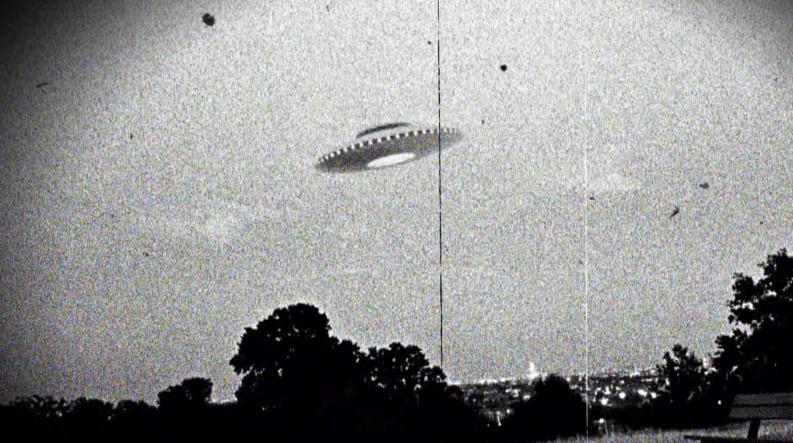 Podcast 38 (Den om UFO'er...)