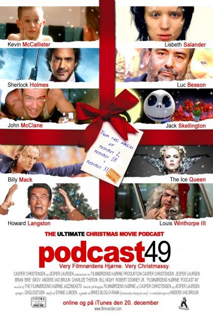 Podcast 49 (Den hvor vi lader julen hørme......)