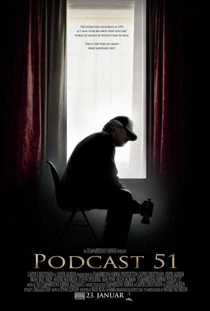 Podcast 51 (Den om Steven Spielberg...)