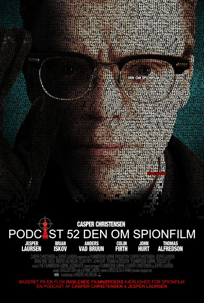 Podcast 52 (Den om spionfilm...)