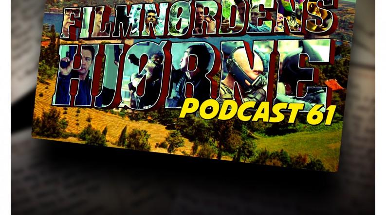Podcast 61 (Den med 16 anmeldelser...)