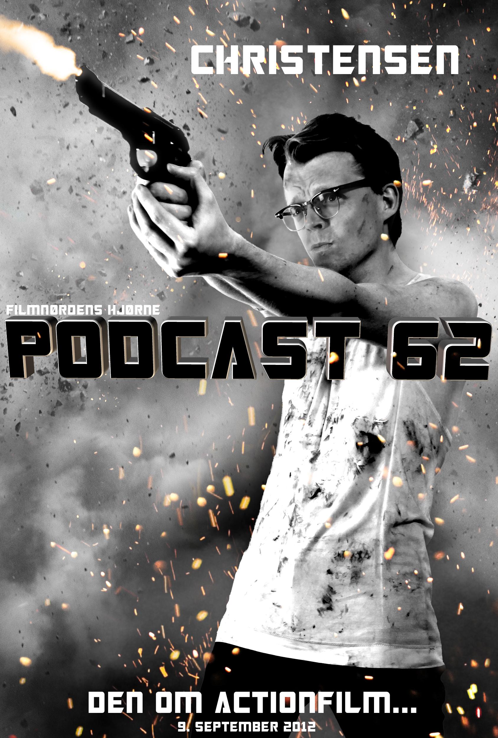 Poster for podcast 62 - Casper 1