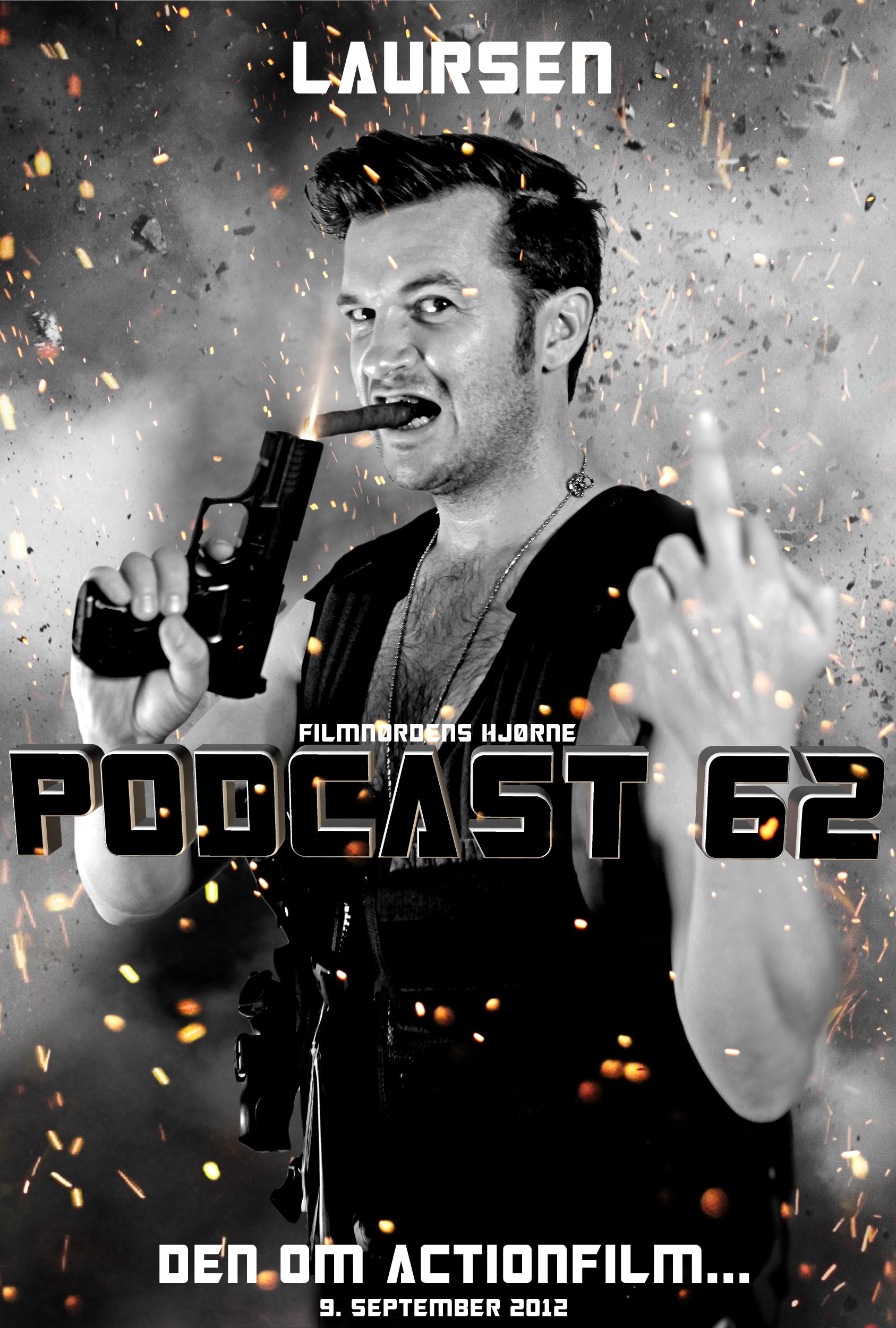 Poster for podcast 62 - Jesper 1