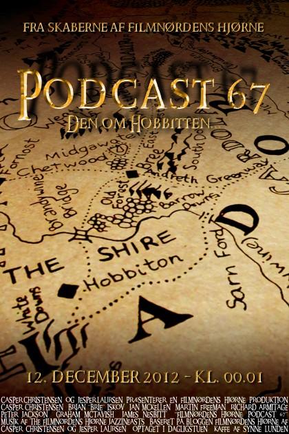 Podcast 67 (Den om Hobbitten...)